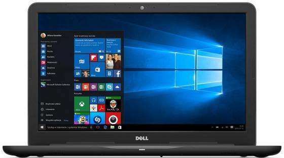 Ноутбук DELL Inspiron 5767 17.3 1920x1080 Intel Core i5-7200U 1 Tb 8Gb Radeon R7 M445 4096 Мб черный Windows 10 Home 5767-2693 ноутбук dell inspiron 5767 5767 2723 5767 2723