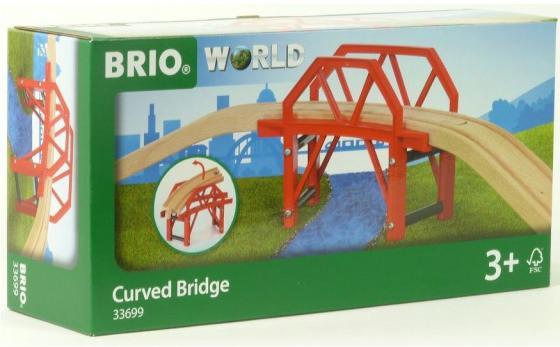 Мост Brio Изогнутый мост с 3-х лет 7312350336993 цена