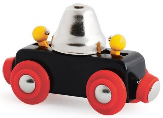 Вагон Brio Bell Wagon с 3-х лет 7312350337495 игрушка brio 33306