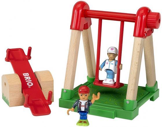 Набор Brio Детская площадка с 3-х лет игровой набор brio детская площадка 4 предмета