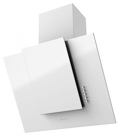 Вытяжка каминная Shindo Nori 60 W/WG белый