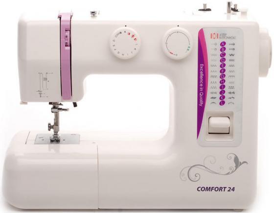 Швейная машина Comfort 24 белый mattress cover fiber comfort