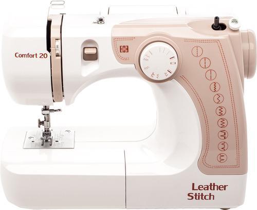 Швейная машина Comfort 20 белый цена