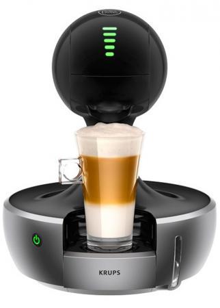 Кофемашина Krups KP350B10 1500 Вт черный кофемашина krups ea890110 1450вт белый черный