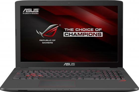 Ноутбук ASUS GL752VW-T4236T 17.3 1920x1080 Intel Core i5-6300HQ 2Tb + 128 SSD 8Gb nVidia GeForce GTX 960M 2048 Мб серый — 90NB0A42-M03120
