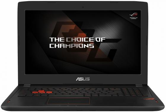 Ноутбук ASUS GL502VM-FY005T 15.6 1920x1080 Intel Core i7-6700HQ 1 Tb 8Gb nVidia GeForce GTX 1060 6144 Мб черный Windows 10 Home 90NB0DR1-M01040 ноутбук asus k501ux dm282t 15 6 intel core i7 6500 2 5ghz 8gb 1tb hdd geforce gtx 950mx 90nb0a62 m03370