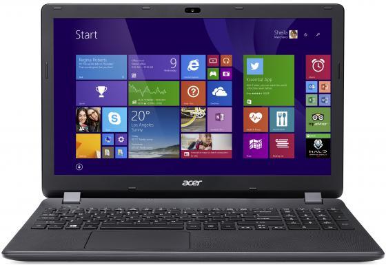Ноутбук Acer EX2519-C0P1 15.6 1366x768 Intel Celeron-N3050 500 Gb 2Gb Intel HD Graphics черный Windows 10 Home NX.EFAER.031 ноутбук asus f553sa xx305t 15 6 1366x768 intel celeron n3050 500gb 2gb intel hd graphics черный windows 10 home 90nb0ac1 m06000