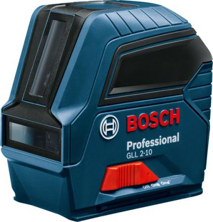 Лазерный нивелир Bosch GLL 2-10 цена в Москве и Питере