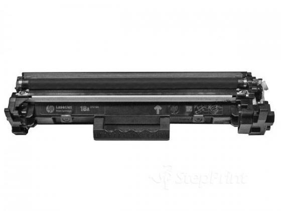 Картридж HP 18A CF218A для HP LJ Pro M104/M132 черный 1400стр фотобарабан easyprint dh 19a cf219a для hp laserjet pro m102 m104 m130 m132 цвет черный