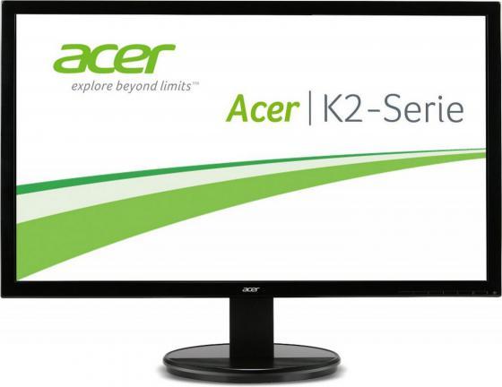Монитор Acer K242HYLbid черный IPS 1920x1080 250 cd/m^2 4 ms DVI HDMI VGA UM.QX2EE.002 r60c vga hdmi lcd controller board for n173hce e31 n173hge e11 n173hge e21 edp 30 pins 2 lanes wled lcd 1920x1080