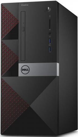 все цены на Системный блок Dell Vostro 3650 MT i7-6700 3.4GHz 8Gb 1Tb DVD-RW Win10SL клавиатура мышь черный 3650-8490