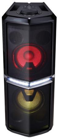 Минисистема LG FH6 600Вт черный минисистема lg om7550k