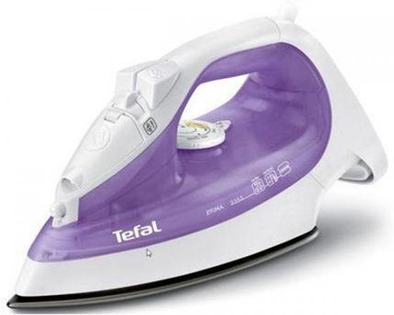 Утюг Tefal FV2548E0 2200Вт фиолетовый утюг braun ts365a 2200вт фиолетовый [0127394028]