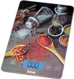 цена на Весы кухонные BBK KS100G чёрный