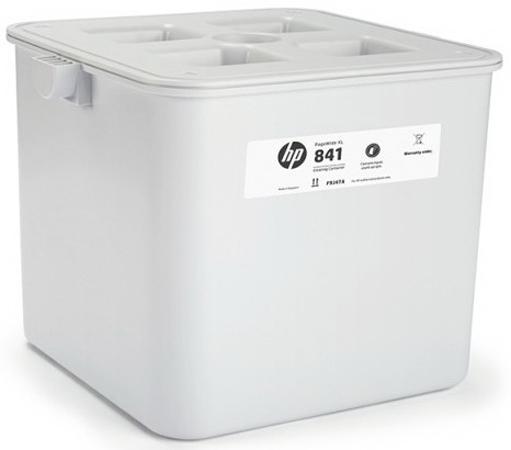 Фото - Контейнер для очистки HP 841 F9J47A контейнер для очистки hp 841 pagewide xl