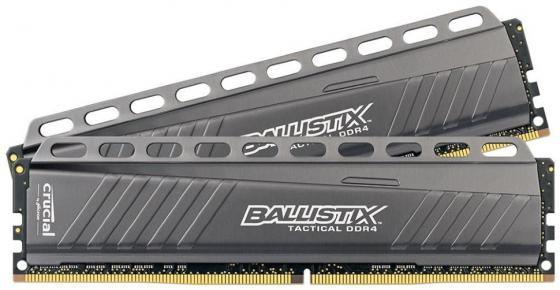 Оперативная память 16Gb (2x8Gb) PC4-24000 3000MHz DDR4 DIMM Crucial BLT2C8G4D30AETA