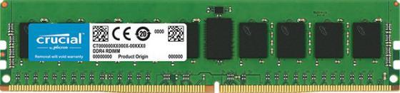 Оперативная память 4Gb PC4-19200 2400MHz DDR4 DIMM Crucial CT4G4WFS824A
