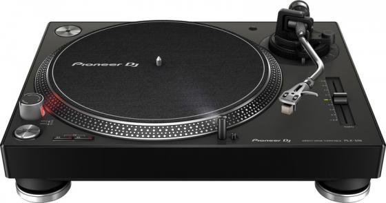 Проигрыватель винила Pioneer PLX-500-K черный виниловый проигрыватель pioneer pl 990