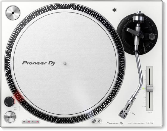 Проигрыватель винила Pioneer PLX-500-W белый cd проигрыватель pioneer pd 30 k