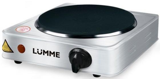 Электрическая плита Lumme LU-3606 серебристый цена и фото