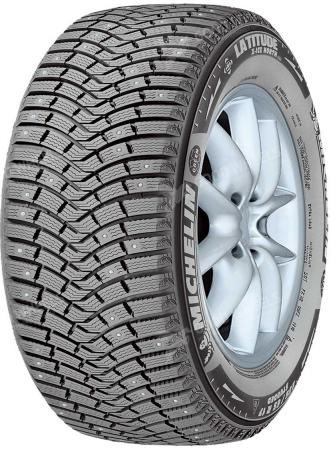 Шина Michelin Latitude X-Ice North LXIN2+ 265/65 R17 116T XL шина michelin latitude tour 265 65 r17 110s