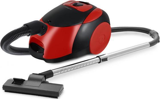 все цены на Пылесос Polaris PVB 1801 сухая уборка красный чёрный онлайн