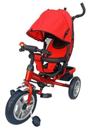 Велосипед трехколёсный Hebei Ракета красный