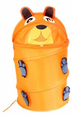 Корзина Shantou Gepai Тигр без колёс оранжевый текстиль J-2 shantou gepai набор бубнов лев цвет розовый оранжевый 2 шт