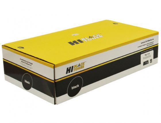 Картридж Hi-Black TK-710 для Kyocera FS-9130DN/9530DN черный 40000стр kyocera fs 9130dn