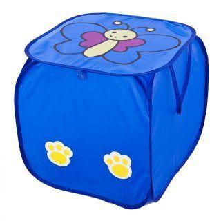 Корзина для игрушек Shantou Gepai Бабочка 45*45 см J-141 корзина для игрушек a01451 собака avanti