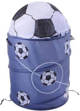 Корзина Shantou Gepai Футбол без колёс ассортимент полиэстер в ассортименте J-33 ящики для игрушек shantou gepai корзина зайка 36х48 см