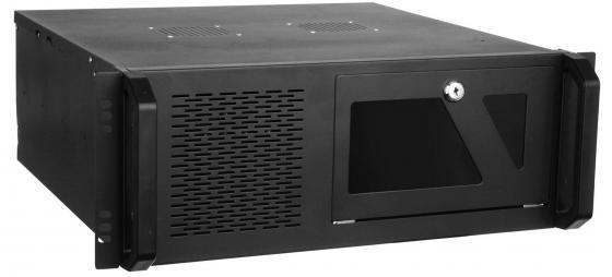 Серверный корпус 4U Exegate 4U4021S Без БП чёрный EX254718RUS корпус серверный