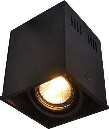Потолочный светильник Arte Lamp Cardani A5942PL-1BK потолочный светильник cardani a5942pl 2wh arte lamp 1183693