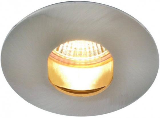 Встраиваемый светильник Arte Lamp Accento A3219PL-1SS встраиваемый спот точечный светильник arte lamp accento a3219pl 1ss