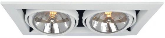 Встраиваемый светильник Arte Lamp Cardani A5935PL-2WH потолочный светильник cardani a5942pl 2wh arte lamp 1183693