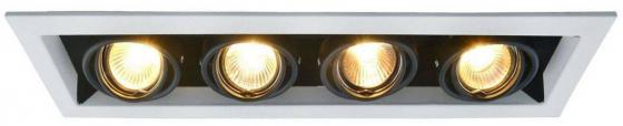 Встраиваемый светильник Arte Lamp Cardani A5941PL-4WH накладной светильник arte lamp venice a2101pl 4wh page 6