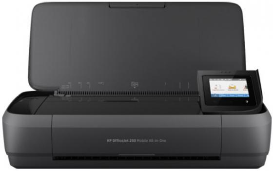 Фото - МФУ HP OfficeJet 252 N4L16C цветное A4 10/7ppm 1200x1200dpi Wi-Fi USB черный ноутбук hp pavilion 15 ck008ur 2pp71ea intel core i7 8550u 1 8 ghz 8192mb 1000gb 128gb ssd no odd nvidia geforce mx150 2048mb wi fi cam 15 6 1920x1080 windows 10 64 bit