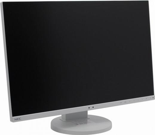 Монитор 24 NEC EA245WMi белый AH-IPS 1920x1200 300 cd/m^2 6 ms DVI HDMI DisplayPort VGA Аудио USB termica ah 6 300 tc