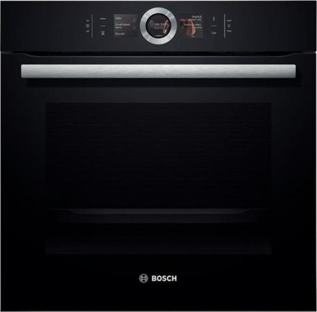 Электрический шкаф Bosch HMG656RB1 черный электрический шкаф bosch hba23rn61 черный