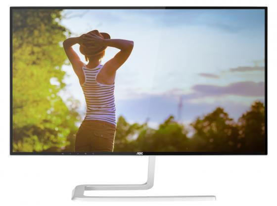 Монитор 27 AOC Q2781PQ черный AH-IPS 2560x1440 350 cd/m^2 4 ms HDMI DisplayPort VGA Аудио монитор 27 aoc i2781fh 01 черный ah ips 1920x1080 250 cd m^2 4 ms hdmi vga аудио