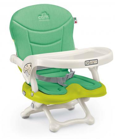 Стульчик для кормления Cam Smarty Pop (цвет C25/S333) стульчик для кормления cam smarty pop цвет c26 333 page 3