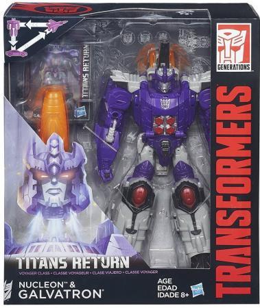 Игровой набор Hasbro TRANSFORMERS Трансформеры Дженерэйшнс: Войны Титанов Вояджер hasbro transformers transformers b0756 трансформеры мини титаны
