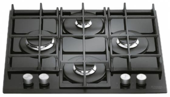 Варочная панель газовая Ariston 641 TQG /HA(BK) черный цена и фото