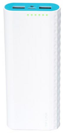 Портативное зарядное устройство TP-LINK TL-PB15600 15600мАч портативное зарядное устройство tp link tl pb15600 15600мач