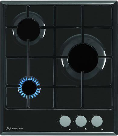 Варочная панель газовая Schaub Lorenz SLK GS4010 черный