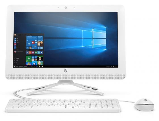 Моноблок 21.5 HP 22-b009ur 1920 x 1080 Intel Pentium-J3710 4Gb 500Gb Intel HD Graphics 405 Windows 10 Home белый Y0Z35EA