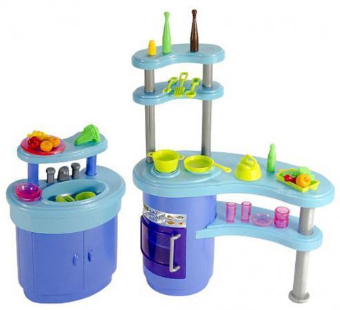 """Набор мебели 1Toy """"Красотка: Гламур"""" - Кухня Т54506"""