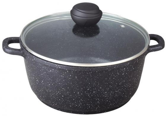 Кастрюля Bekker BK-1108 30 см 7.5 л алюминий сковорода bekker bk 3702 24 см 1 7 л алюминий