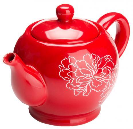 Чайник заварочный Loraine LR-25838 0.95 л доломит красный loraine lr 23547