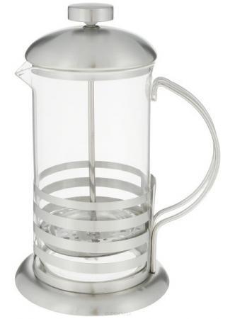 Френч-пресс Teco TС-F2060 прозрачный 0.6 л металл/стекло teco tс p1060 y